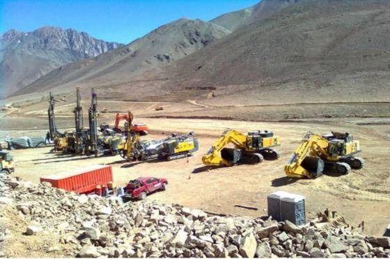 Salta anuncia operaciones de mina de oro y cobre