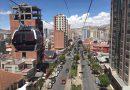 CAF estima que La Paz requiere $us 120 millones para prevenir amenazas climáticas